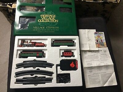 "Bachmann ""HO"" Scale Train & Track Department 56 Heritage Village Express #5980-3"