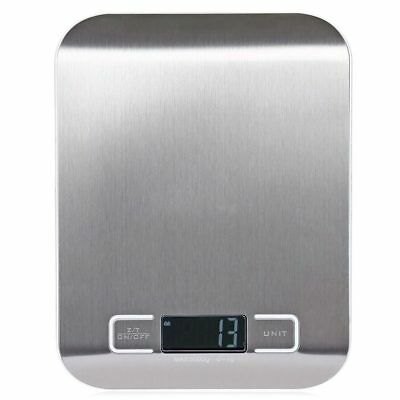 5000g/1g Digital Electronic Kitchen Food Diet Scale Weight Balance LCD P7J1 J4G3