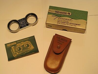 """Viewmaster 36"""" Close-Up Attachment for Personal Stereo Camera"""
