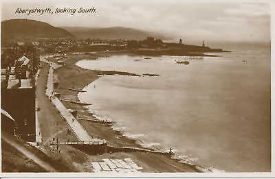 PC24695 Aberystwyth. Looking South. RP