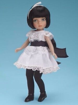 """Effanbee Tonner PATSYETTE SWEET & SIMPLE DRESSED DOLL - 8""""Tiny Betsy Body - NRFB"""
