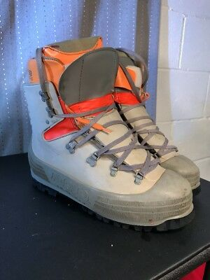Asolo AFS 101 Carbonfiber Mountaineering Ice Climbing Boots Men US Italy Made