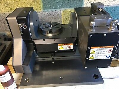 Haas TR160y rotary table