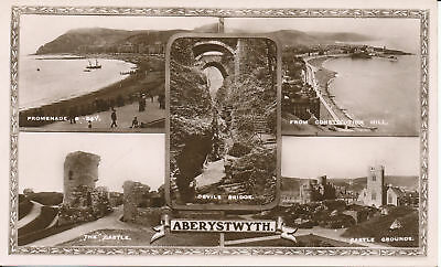 PC30573 Aberystwyth. Multi view. Boots. RP