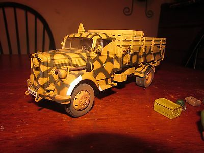 1/32 Forces of valor Truck and riders