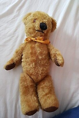 vintage merrythought teddy