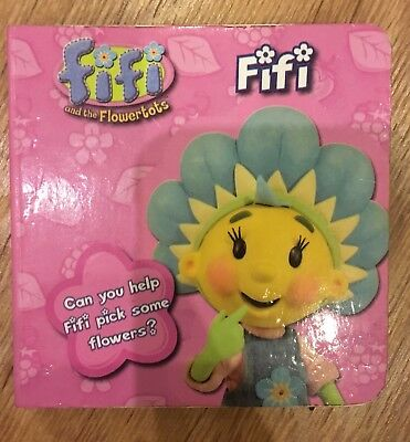 Fifi & The Flower Tots 4 Book Bundle