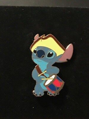 Disney Shopping - Memorial Day Stitch Pin - LE 250