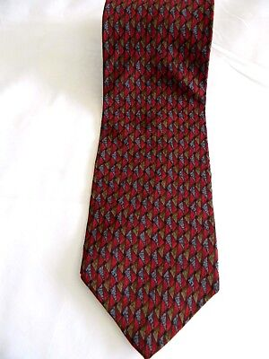 Jimmy V Collection Two Men's Necktie By John Madden 100% Silk Made In USA