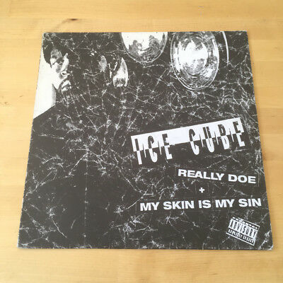 Ice Cube - Really Doe & My Skin Is My Skin - Hip Hop Vinyl LP