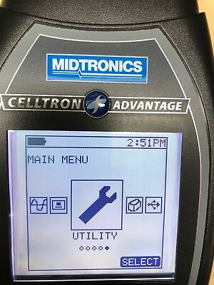 Midtronics CAD-5000 Celltron Advantage kit, only used a few times