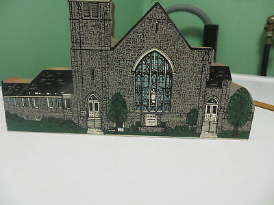 St Peters Lutheran Church Plainfield Twsp. Pa. Northampton County Wooden Village