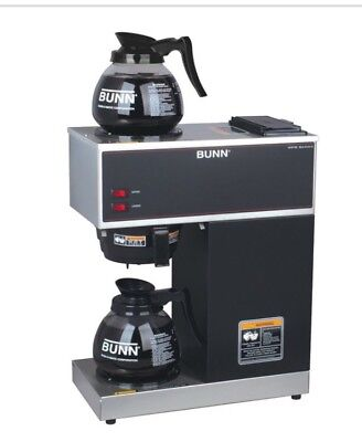 New Bunn Commercial Coffee Maker Brewer Electric 12 Cup Warmer Pourover Machine
