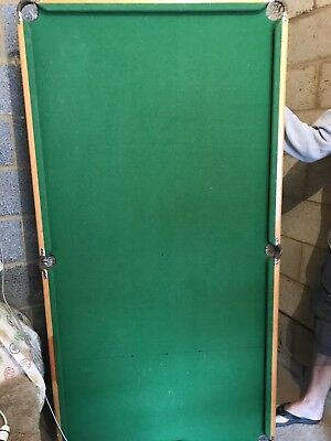 6ft X 3 Ft Snooker Table (Table Top)