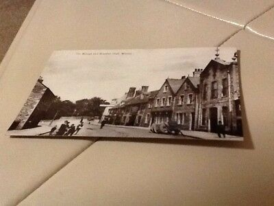 A Real Photo Postcard Of Witney Oxen Pre 1920s