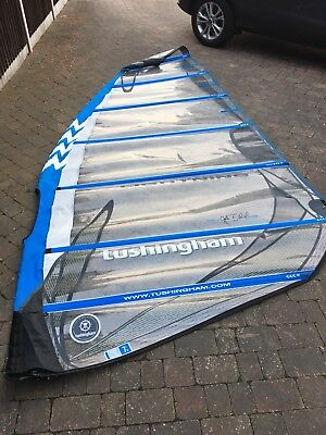 Tushingham 7.0m Lighting Twin Cam sail very good condition