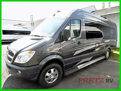 2009 Winnebago Era 170X Mercedes Diesel Sprinter B Van Motorhome Very Low Miles!