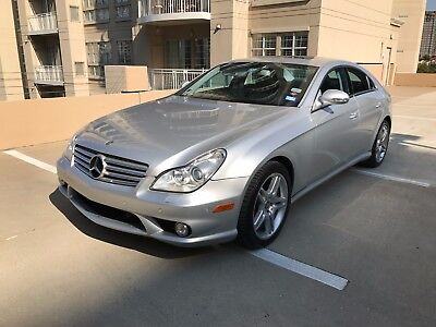 2006 Mercedes-Benz CLS-Class  2006 Mercedes CLS 500 w/ AMG Package