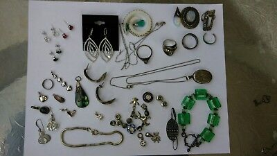 Sterling Silver Jewelry Bundle