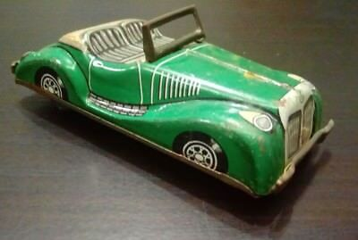 Bandai? Mg Tin Toy Friction Car Condition Latta Made In Japan Marchesini Joustra