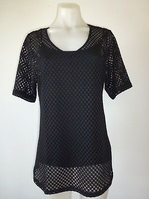 womens top size 14 - 24 top casual dressy plus size top tunic cover up New