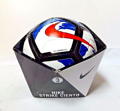 New Nike Strike Soccer Ball Ciento Copa America Centenario 2016 Size 3 Youth Y
