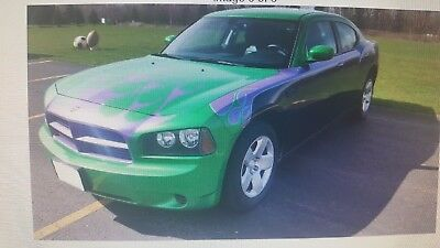 2008 Dodge Charger  2008 Dodge Charger NO RESERVE