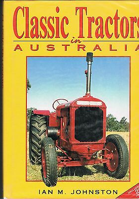 ClassicTractors in Australia by Ian M Johnston