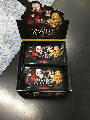 RWBY Trading Card Booster Pack