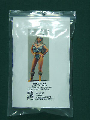 Soldat 'Wolf Girl' 170mm (1/10 scale) Mike Cusanelli