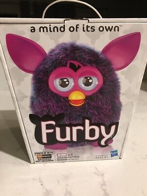 NEW! Hasbro Furby™ 2012 A Mind of Its Own™ Interactive Toy Purple