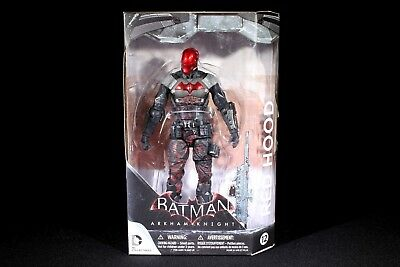 DC Collectibles: Batman Arkham Knight; Red Hood #12 Action Figure