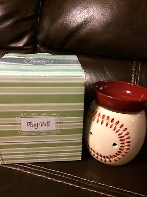Discontinued Scentsy Play Ball Full Size Warmer - New