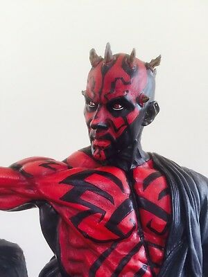 Darth Maul Mythos Sideshow Collectables Statue