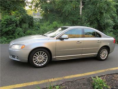 2013 Volvo S80 3.2L Premier Plus Volvo S80 3.2L Premier Plus SILVER VERY CLEAN PARKTRONIC FACTORY PAINT LIKE NEW!