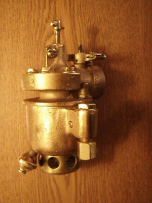 """Antique rare 5 ball Kingston carburetor 1"""" pipe completely rebuilt ready to use."""