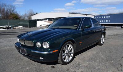 2004 Jaguar XJR Base Sedan 4-Door 2004 British Racing Green XJR Fast Well Maintained Great Driver