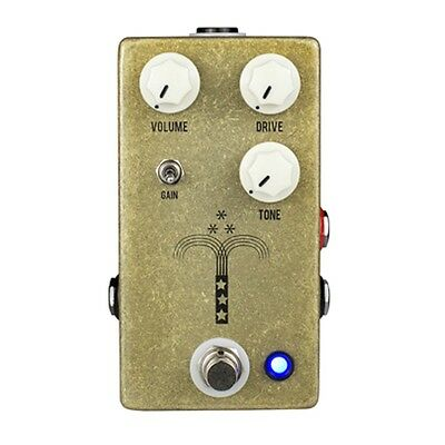 JHS Pedals Morning Glory V4 Transparent Discreet Overdrive Guitar Effects Pedal