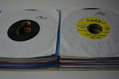 R&B SOUL NEW BREED TITTYSHAKER LOT OF 51 45s MICKEY & SYLVIA GESTURES COOKIES ++