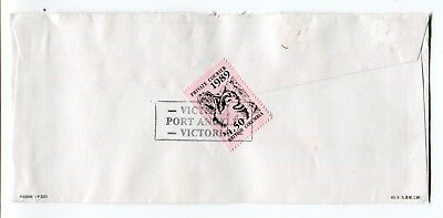 Canada / Japan 1989 Juan De Fuca Local Post - Postal Strike Mail Delivery Cvr #1