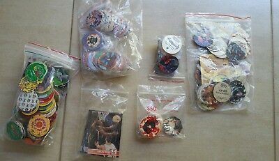 Dragonball Z, Sonic the hedgehog, Goosebumps bits and pieces basketball cards