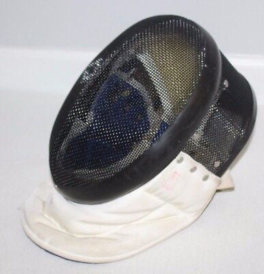 Fencing Helmet Size Small Blue White Padded Adult Youth VERY NICE Cage Headgear