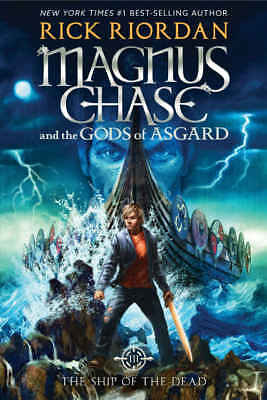 Magnus Chase and the Gods of Asgard, Book 3 The Ship of the Dead EBooks