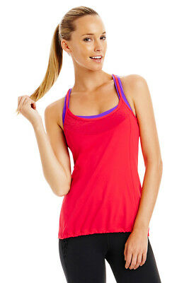 NEW Womens Lorna Jane Activewear   Pure Excel Tank