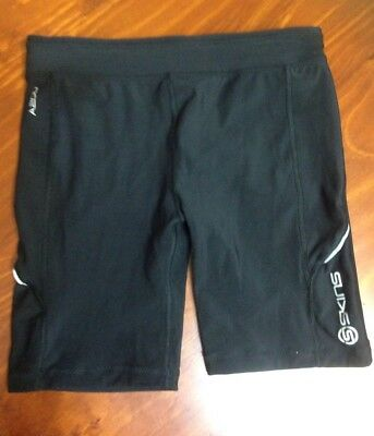 Skins Compression A200 women's Shorts Black Size Medium