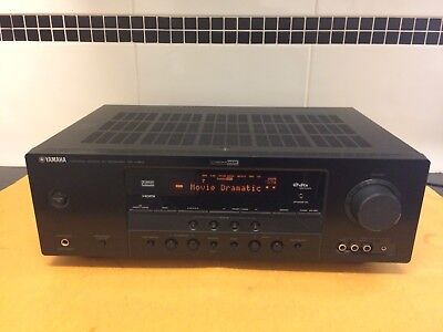 Yamaha RX-V363 5.1 Channel Natural Sound Home Cinema AV Receiver Amplifier