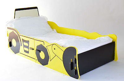 Digger Junior Bed