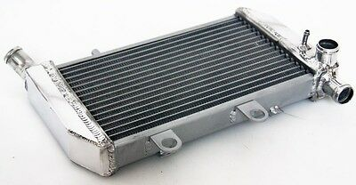 For HONDA VFR800 A VFR 800 ABS 02 03 04 05 06 07 08 09 Aluminum Racing Radiator