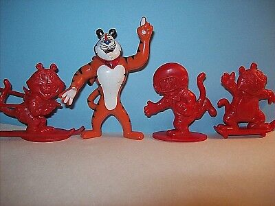 TONY the TIGER 1991-98 Figure's Kellogg's Cereal Celebrities Frosted Flakes Toy