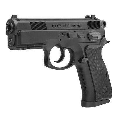 ASG CZ 75D Compact Heavy Weight Springer 6mm BB Airsoft Softair